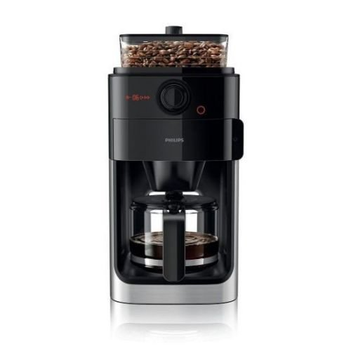 Drip Coffee Maker Grinder : Philips Coffee Maker Espresso Machine Grinder Hd7761 Black 1.2l Drip Coffee - Coffee Pigs