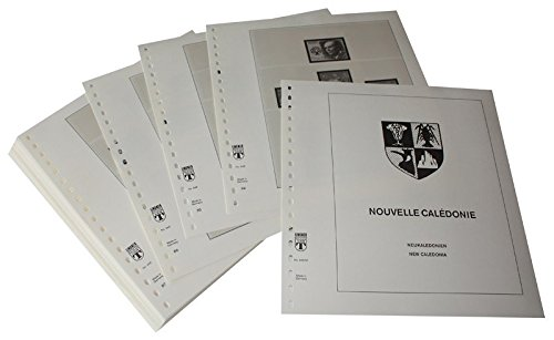 Lindner T Vordruckblätter T446 97 Neukaledonien - Jahrgang 1997 bis 2009