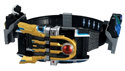 8b9daa37 Amazon.com: Kamen Rider Kiva Transform Belt & Fuessule DX Ikusa Belt ...