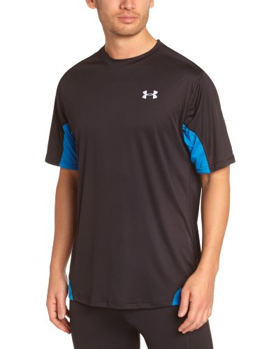 Men's HeatGear Flyweight Run Shortsleeve