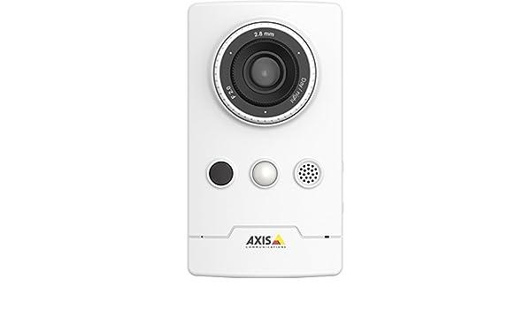 Axis Cámara de Red M1065-L - Color - 1920 x 1080 - Cable - Cubo: Axis: Amazon.es: Informática