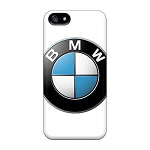 Excellent Hard Cell-phone Case For Iphone 5/5s (diV18501gpnk) Unique Design Realistic Bmw Series