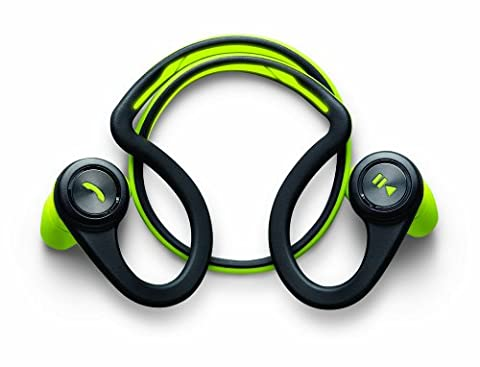 Plantronics BackBeat FIT Wireless Stereo Headphones with Armband for Smartphone - Green