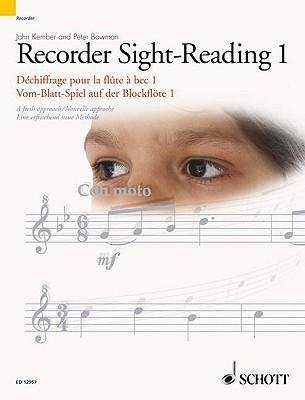 [(Recorder Sight-reading 1: v.1: A Fresh Approach)] [Author: John Kember] published on (December, 2007) ebook