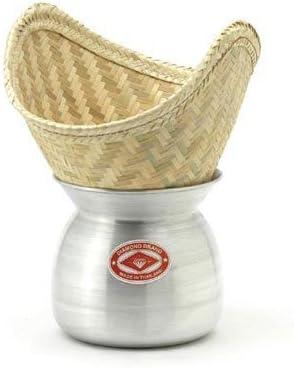 22 cm Thai Aluminium Steamer Pot par Diamond ** Vendeur Britannique-Livraison Rapide **