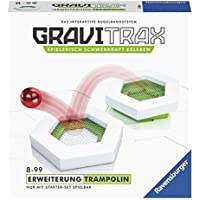GraviTrax Trampolin: Das interaktive Kugelbahnsystem