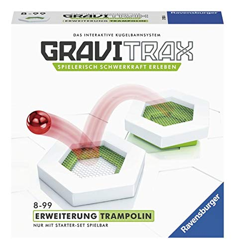 Price comparison product image GraviTrax Trampolin: Das interaktive Kugelbahnsystem