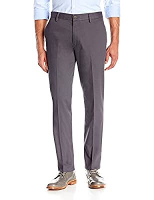 Amazon Brand - Goodthreads Men's Slim-Fit Wrinkle-Free Comfort Stretch Dress Chino Pant