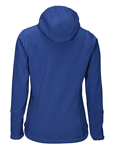Jeff Green Chaqueta Soft Shell Melory Azul