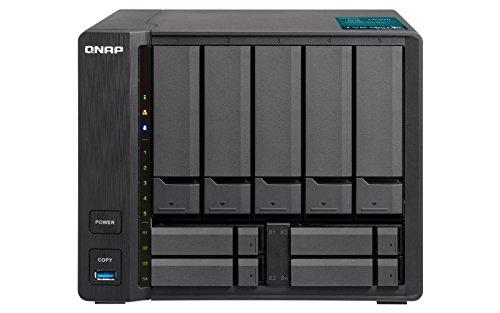 QNAP TVS-951X-2G - Almacenamiento Conectado en Red (9 Bay Desktop NAS, 2 GB de RAM)