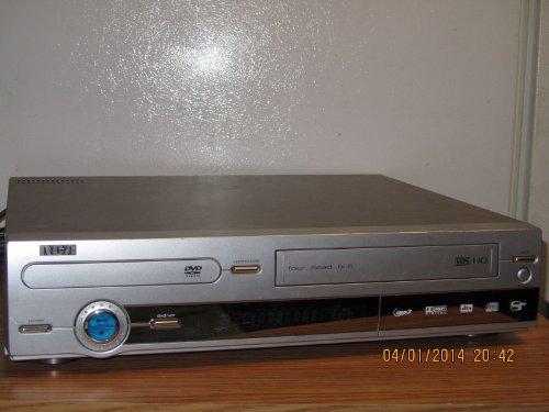 RCA VC125HF DVD-VCR Combo