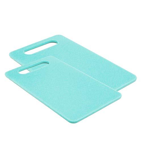 GreenLife CC001730-001 2-Piece Cutting Board Set, Medium & Large, 2pc, ()