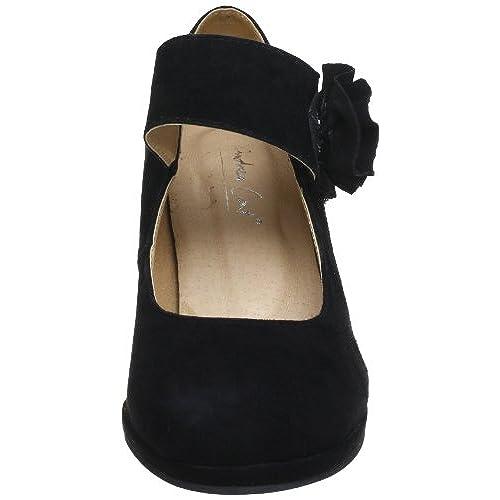 Andrea Conti 0595422 - Zapatos de tacón de cuero para mujer Nuevo ... 0e7f87b12657