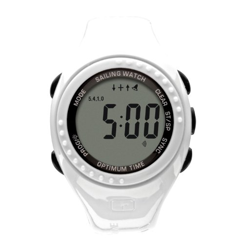(Optimum Time OS Series 11 Ltd Edition Sailing Watch WHITE 1120 Colour - White)