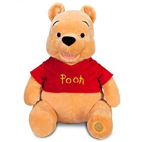 Large 18' Plush (Disney Winnie the Pooh Plush - Large 18'')