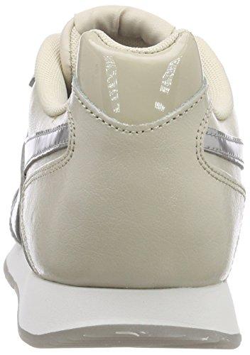 Para Mujer Glide silver Reebok 000 white Met Beige Running De Royal Zapatillas Trail stucco fAS1qH