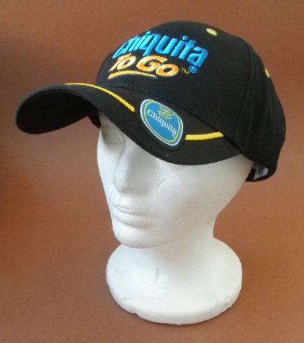 chiquita-to-go-baseball-cap-hat-one-size-fits-most