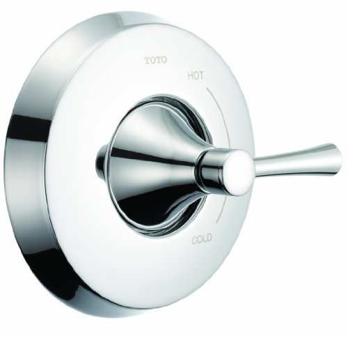 TOTO TS794P#CP Nexus Pressure Balance Valve Trim with Out Diverter, Polished Chrome