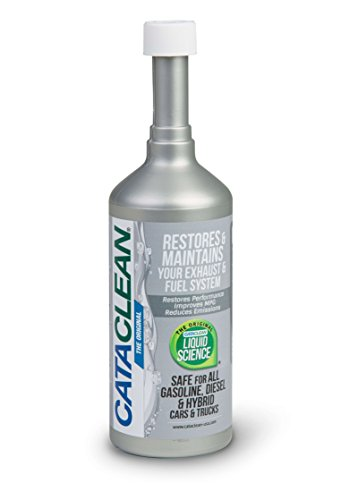 Converter Emissions Catalytic (Cataclean 473ml Engine and Catalytic Converter Cleaning Treatment)
