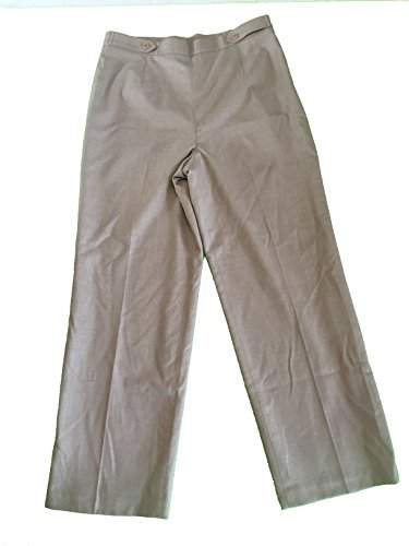 talbots-womens-wool-dress-pants-size-16-khaki-beige