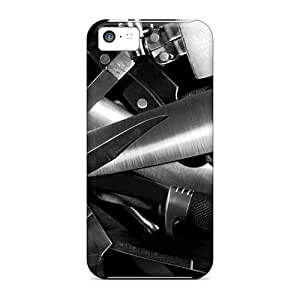 JessyLoisel Perfect Cases For Iphone 5c/ Anti-scratch Protector Cases (lethal Weapon)