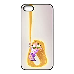 Tangled iPhone 4 4s Cell Phone Case Black xlb-201924