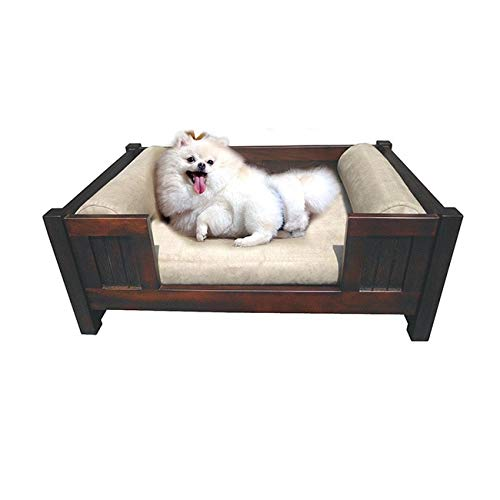 D-ART COLLECTION Mahogany Trevor Pet Bed