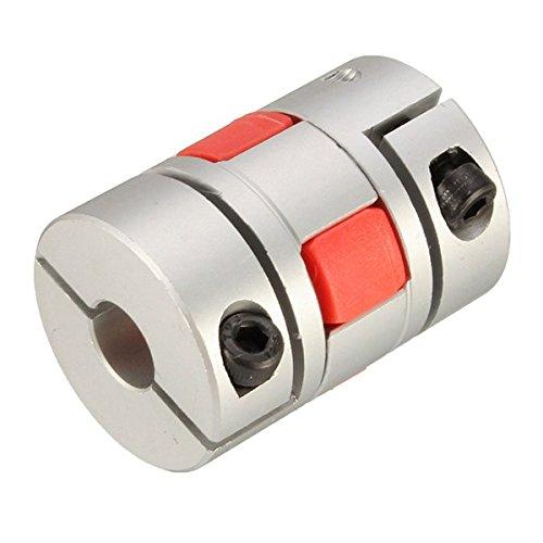 10mm x14mm Aluminum Flexible Shaft Coupling Coupler Stepper Motor Connector