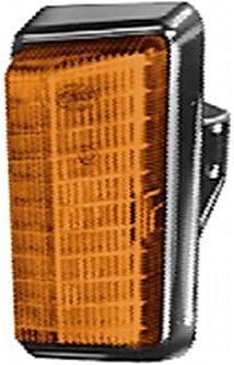 24 V HELLA 2BM 004 312-061 Zusatzblinkleuchte seitlicher Einbau rechts Blinklicht