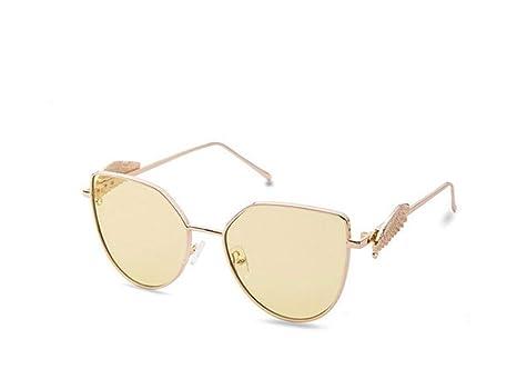 ZXL Gafas de Sol de Moda con Gafas de Sol Personalizadas ...