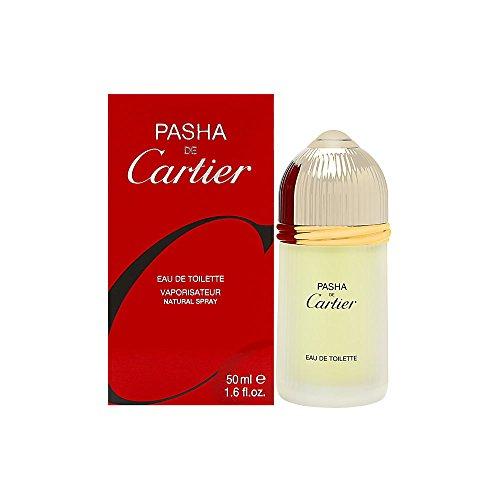 Cartier Ounce 1.6 Parfum (Pasha De Cartier By Cartier For Men. Eau De Toilette Spray 1.6 Ounces)