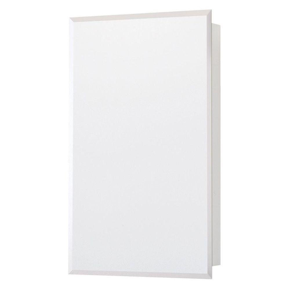 Glacier Bay 16 in. x 26 in. Recessed or Surface Mount Medicine Cabinet by Glacier Bay