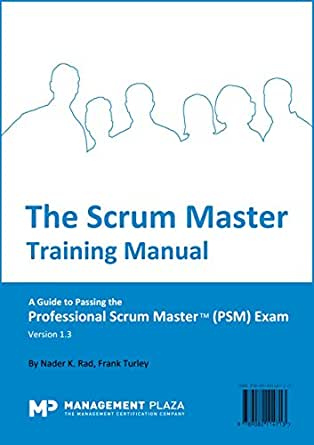 The scrum master training manual a guide to the professional scrum digital list price 099 fandeluxe Gallery