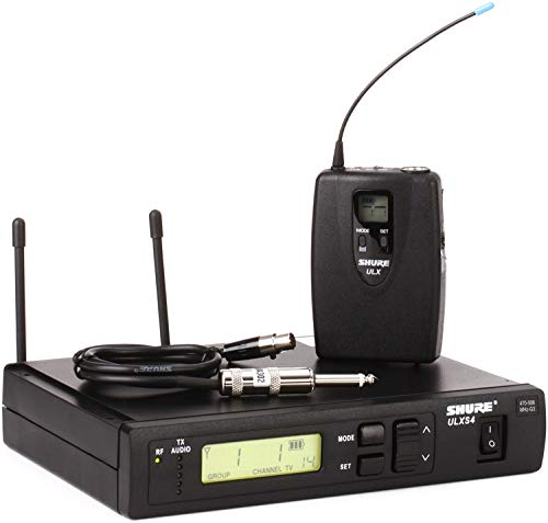 (Shure ULXS14 Wireless Guitar System - G3 Band)