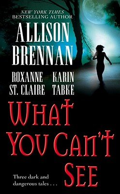 book cover of What You Can\'t See