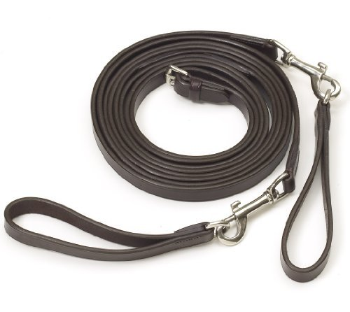 Camelot- Leather Draw Reins| Size| Full