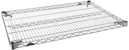 metro-a2436nc-super-adjustable-super-erecta-chrome-plated-steel-wire-shelf-800-lb-capacity-1-height-