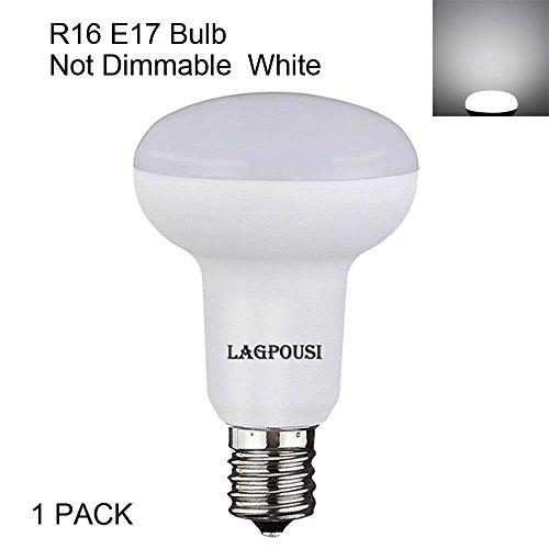 lagpousi 5 Watt E17 Base R16 R14 Not Dimmable LED Bulb,Mini ...