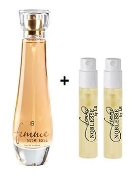 Noblesse Eau 50 Femme De Vapos Parfum Ml2 Coffret Lr IvgyYb6f7