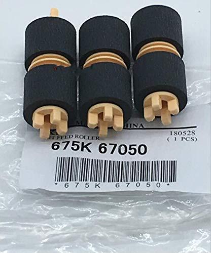 Printer Parts New Compatible Copier Paper Pick up Roller Set for xerox DC7535 7545 5540 560 7328 5065 7780 Copier Roller 3pc/Set 4set/lot ()