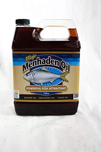 Aquatic Nutrition Menhaden Oil Mojo Premium Menhaden Oil Gallon - Menhaden Oil