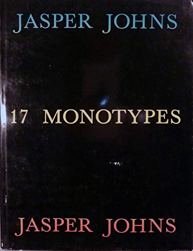 Jasper Johns 17 Monotypes - Abacus Jasper