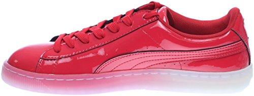 Puma Basket Patent Ice Fade Pelle sintetica Scarpe ginnastica