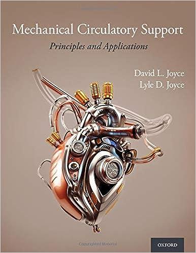 Mechanical Circulatory Support: Principles and Applications, 2nd Edition - Original PDF