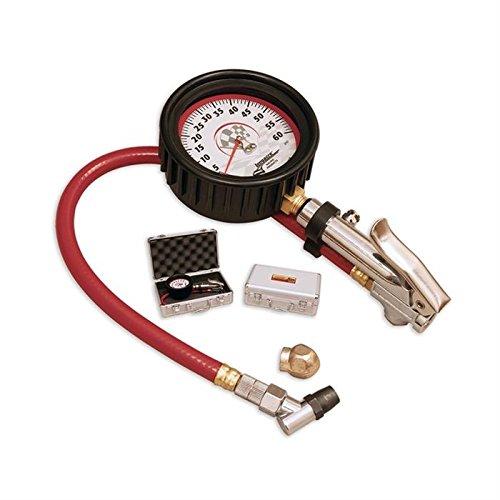 Longacre 52-52007 Magnum 3 1/2 GID Quick Fill Tire Gauge 0-60 psi