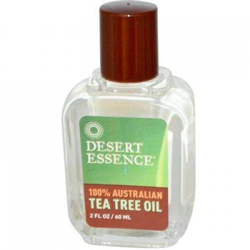 Desert Essence Tea Tree Oil 100% Pure 2 Fz