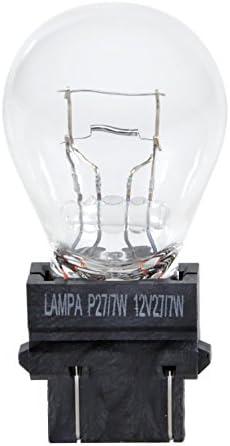 Lampa 58089 Glühlampe 2 Glühfäden P27 7 Watt 12 Volt Auto