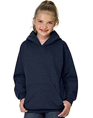 Hanes Youth EcoSmart Pullover Hood
