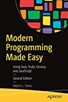 Modern Programming Made Easy, 2nd Edition Front Cover