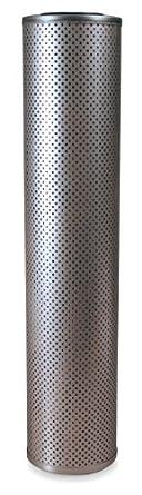 "Schroeder KK10 E-Media Hydraulic Filter Cartridge, Cellulose, Removes Rust, Metallic Debris, Fibers, Dirt; 18"" Height, 3.9"" OD, 1.625"" ID, 10 Micron"